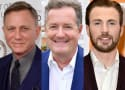Piers Morgan Shames Daniel Craig for Wearing a Papoose, Gets Roasted by Chris Evans