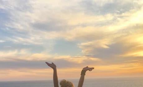 Britney Spears in Malibu