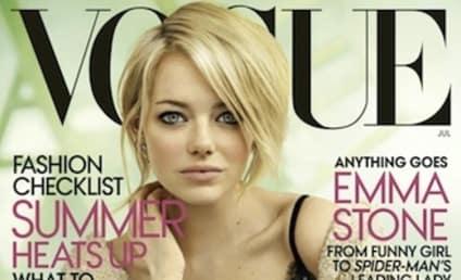 Emma Stone Covers Vogue, Receives Amazing Praise