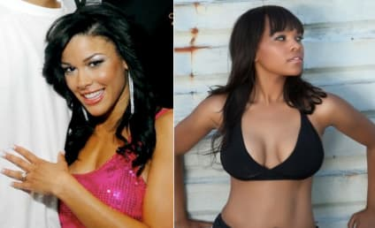 Kesha Ni'cole Nichols and Kenya Bell: Cast on Basketball Wives!