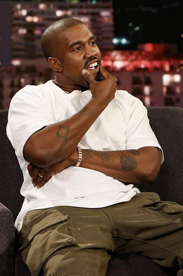 Kanye West as a Guest