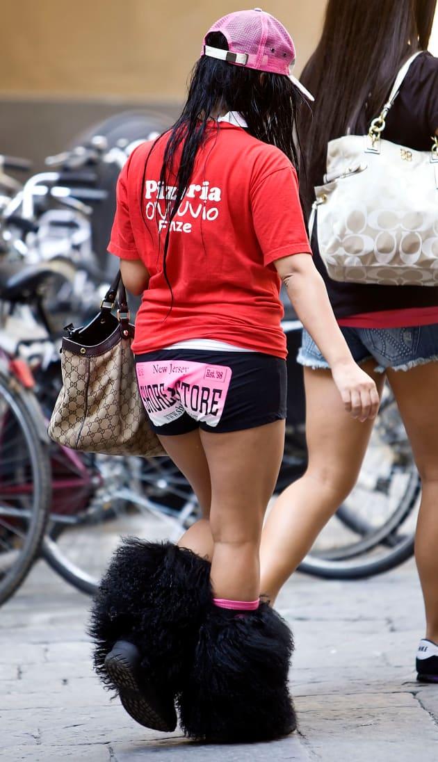 Snooki Fashion Sense