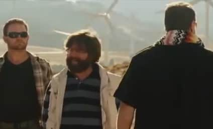 The Hangover Part III Trailer: NSFW!