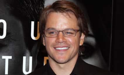 Matt Damon: Disappointed in Barack Obama