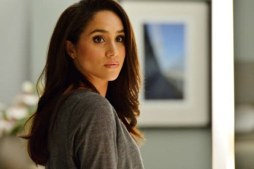 Meghan Markle on Suits