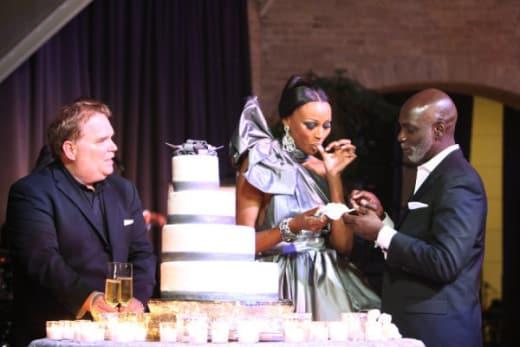 Cynthia's Wedding
