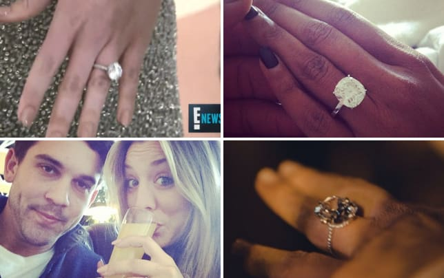 kate upton engagement ring - Khloe Kardashian Wedding Ring