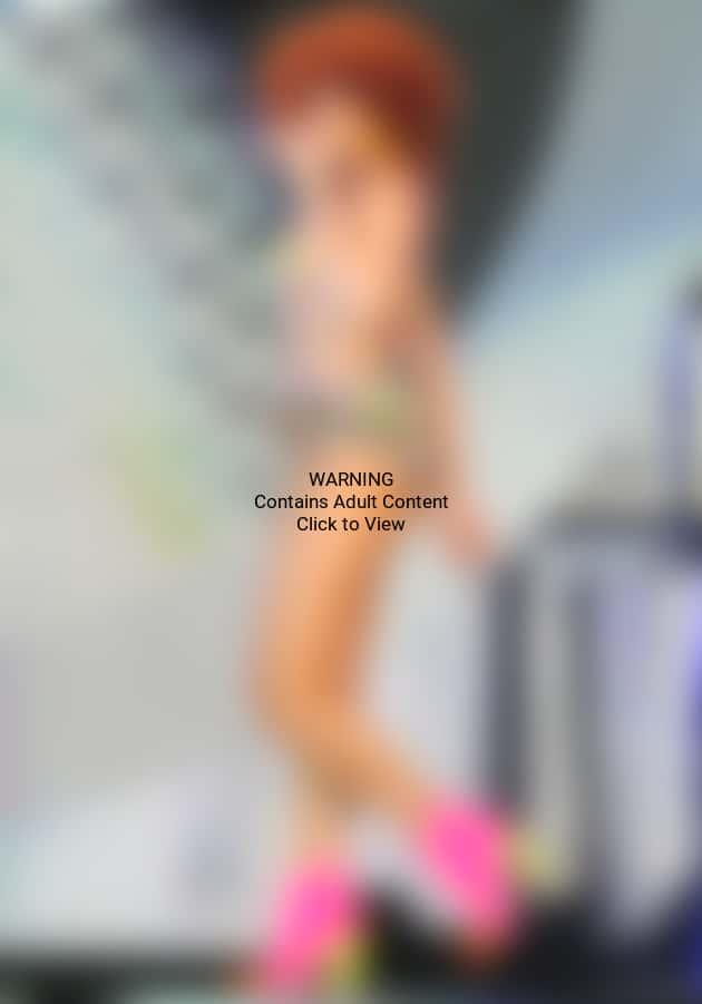 A Rihanna Bikini Picture