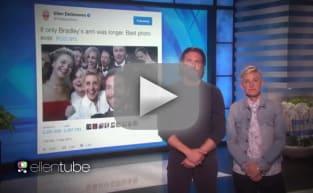 Ellen DeGeneres and Bradley Cooper PSA