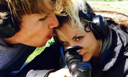 Karl Cook: Is Kaley Cuoco Dating a Younger Man?!