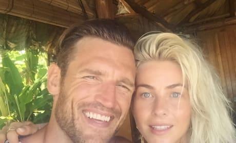 Julianne Hough and Laich Brooks' Marital Bliss
