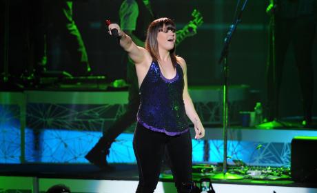 Kelly Clarkson in Florida