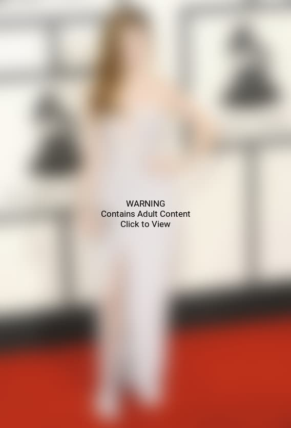 Anna Kendrick at the Grammys