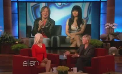 "Nicki Minaj Denies Feud with Mariah Carey, Status as a ""Crazy Psycho"""