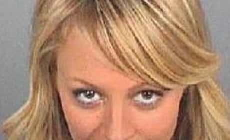 Nicole Richie Mug Shot: Reloaded!