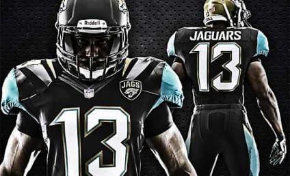 Jaguars New Uniforms: Unveiled!