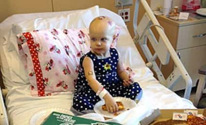 Hazel Hammersley, 2-Year-Old Cancer Patient, Gets Pizza Party From Reddit