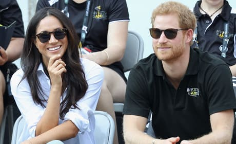 Meghan Markle and Prince Harry, Invictus Games
