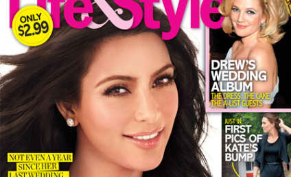 Kim Kardashian and Kanye West to Elope?!?