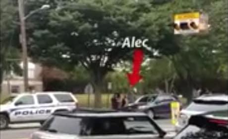 Alec Baldwin: Police Encounter in the Hamptons