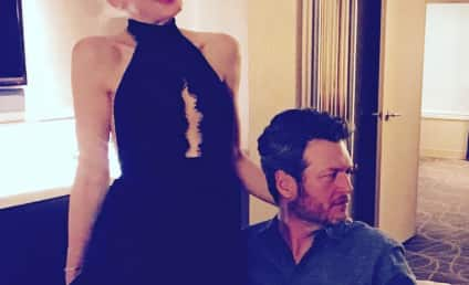 Gwen Stefani Gets Blake Shelton PDA On: See the Pics!