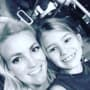Jamie Lynn Spears and Daughter See Gaga