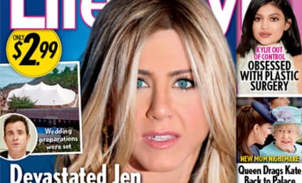 Jennifer Aniston: Dumped After 990 Days?!?