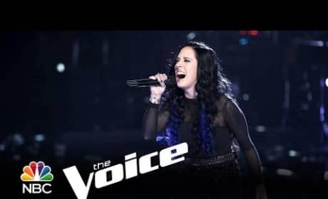 Kat Perkins - Open Arms (The Voice)