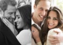 Meghan Markle vs. Kate Middleton: Engagement Photo Face-Off!