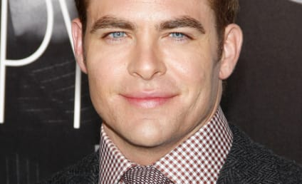 Chris Pine vs. Tom Hardy: Who Would You Rather...
