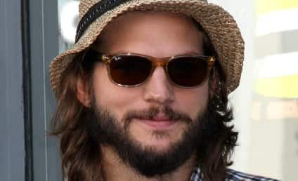 Report: Ashton Kutcher Hosted Naked Hot Tub Party in San Diego