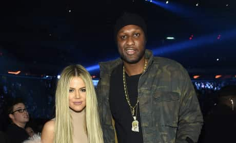 Khloe Kardashian and Lamar Odom: Kanye West Yeezy Season 3