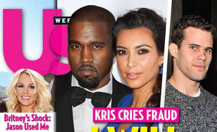 Kanye West Bans Rap Music from Kim Kardashian's Womb