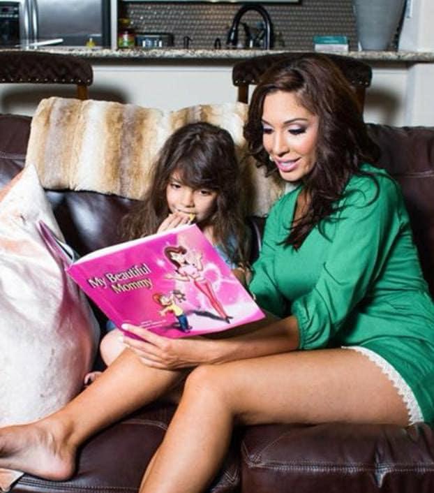 Farrah Abraham Defends Parents Child Abuse: No Ones