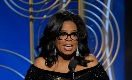 Oprah Winfrey Delivers the Speech Everyone is Talking About