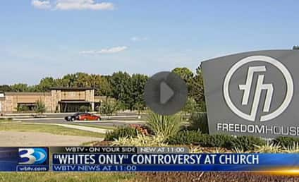 White Greeters Only: Church Pastor's Request Sparks Outcry in North Carolina