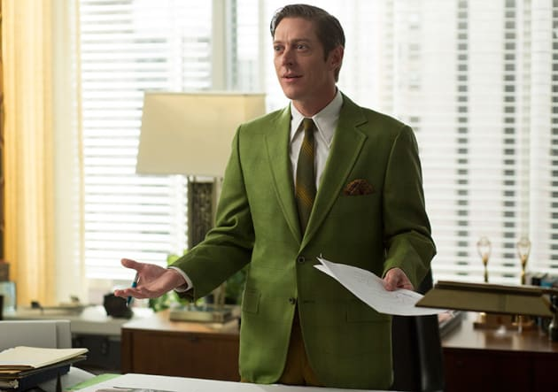 Ted Chaough Mad Men