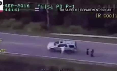 Terence Crutcher Helicopter Video: What Happened?