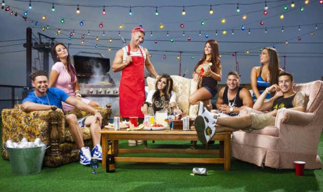 Jersey Shore Season 6 Cast Picture