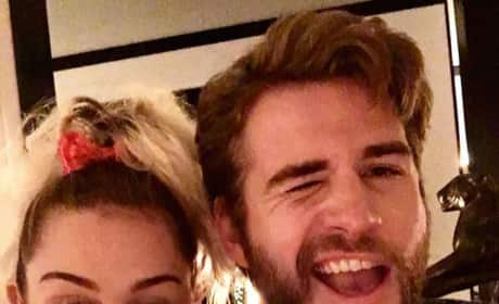 Miley Cyrus Loves Liam Hemsworth