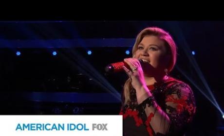 "Kelly Clarkson - ""At Last"""