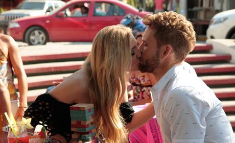 Leah Block and Nick Viall