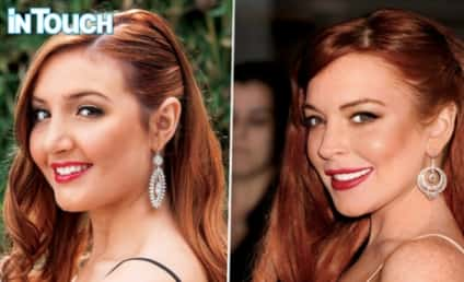 Ashley Horn: I Did NOT Have Plastic Surgery to Look Like Lindsay Lohan!