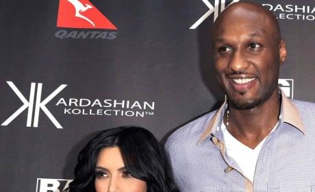 Kim and Lamar