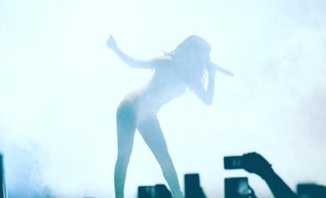 Selena Silhouette