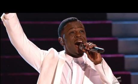 Damien - Soldier (The Voice Finals)