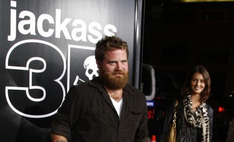 Ryan Dunn at Jackass Premiere