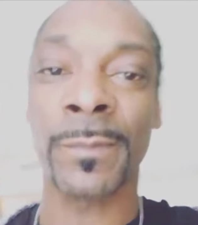 Snoop Dogg Screen Grab