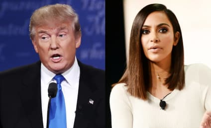 Kim Kardashian to Donald Trump: Do the Right Thing For Once!