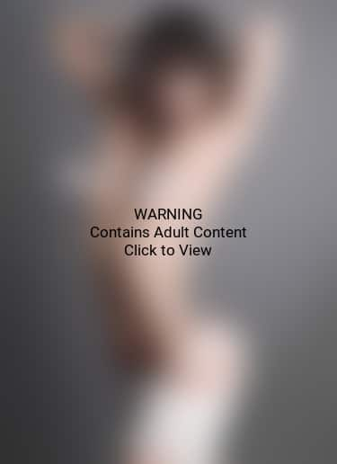 Lady Gaga Topless Photo in V